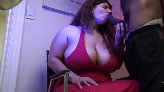 Curly wife creampied at work - Unchanging Core