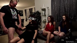 Samy Saint and Natalie Hot find worthwhile unforgettable foursome gather up
