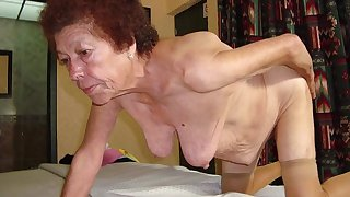 HelloGrannY Latin Mature Ladies Pictured Leafless